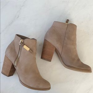 Ankle booties from Aldo